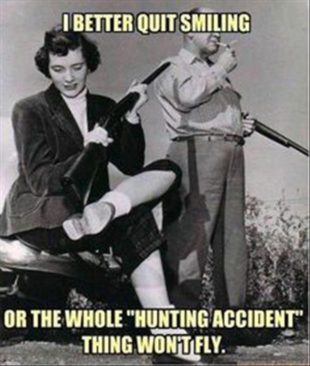 hunting accidents