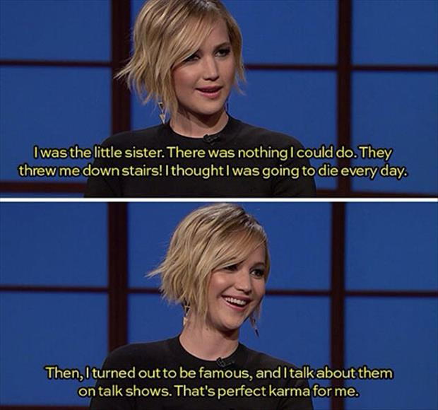 jennifer lawrence talk shows