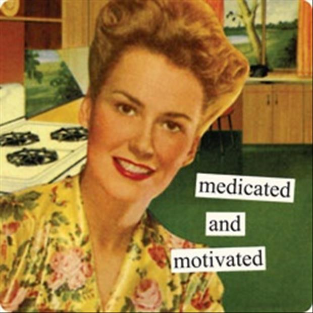 medicated and motivated