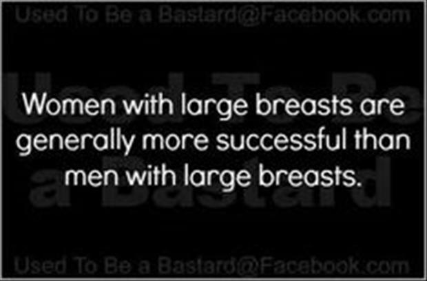 men with large breasts