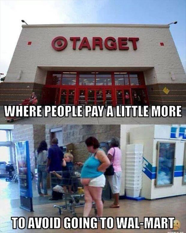 target funny