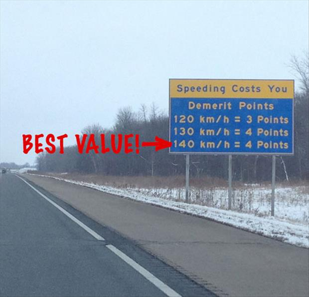 the best value
