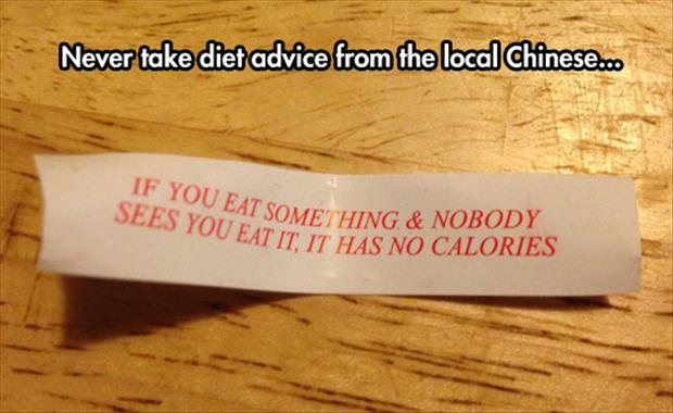 the diet advice
