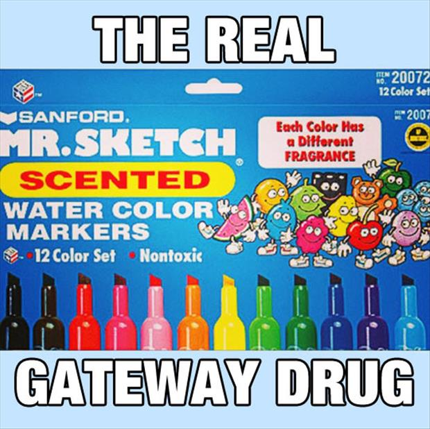 the gateway drug