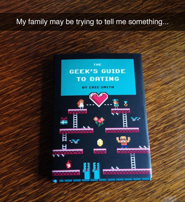 the geeks guide to dating