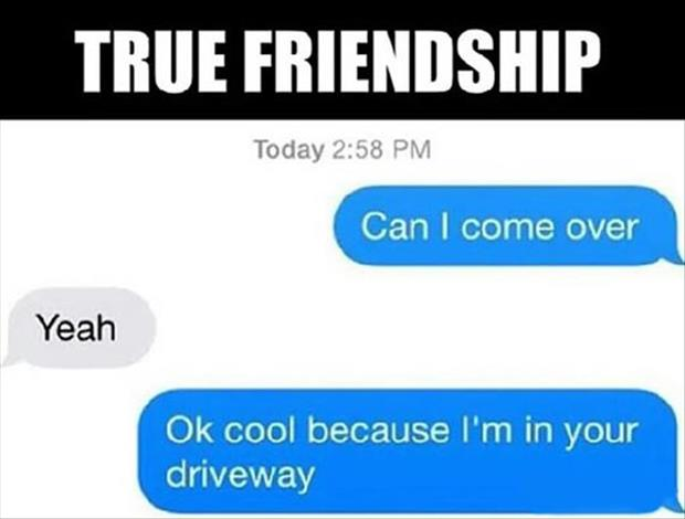 true friendship