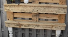 Fun DIY Pallet Ideas – 30 Pics