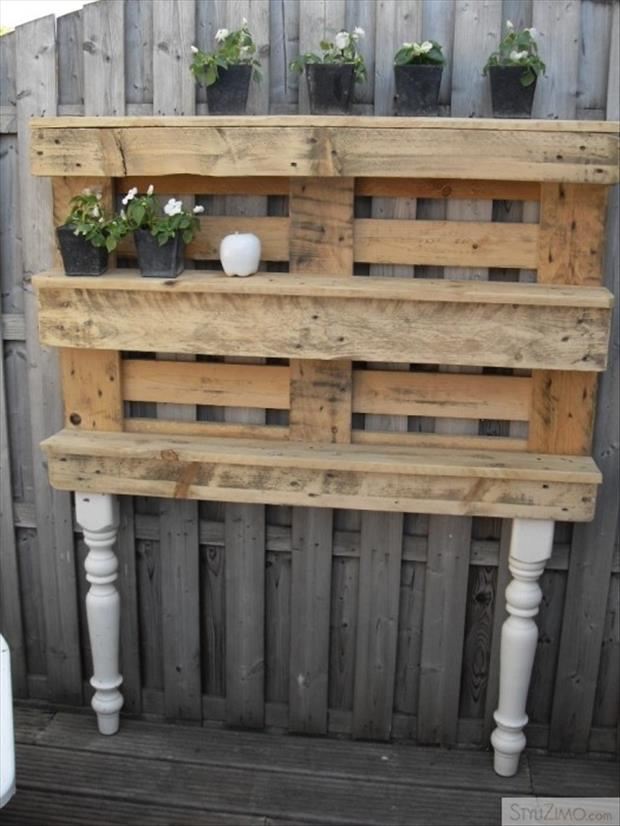Fun Diy Pallet Ideas 30 Pics