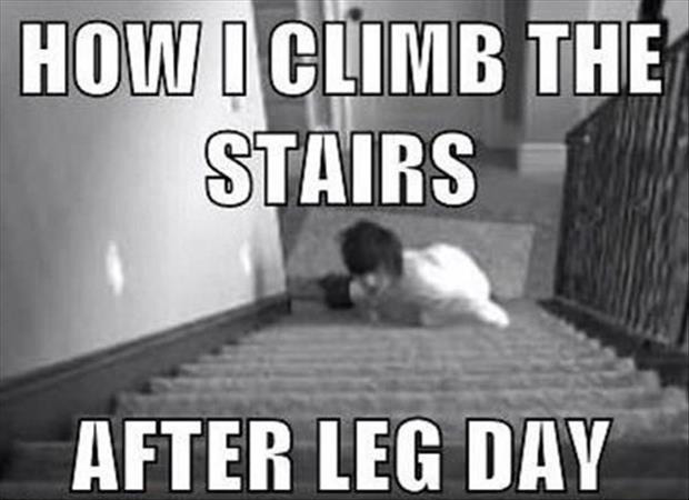 Meanwhile After Leg Day 25 Pics