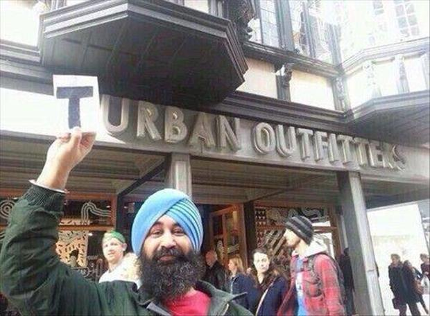 funny turbans