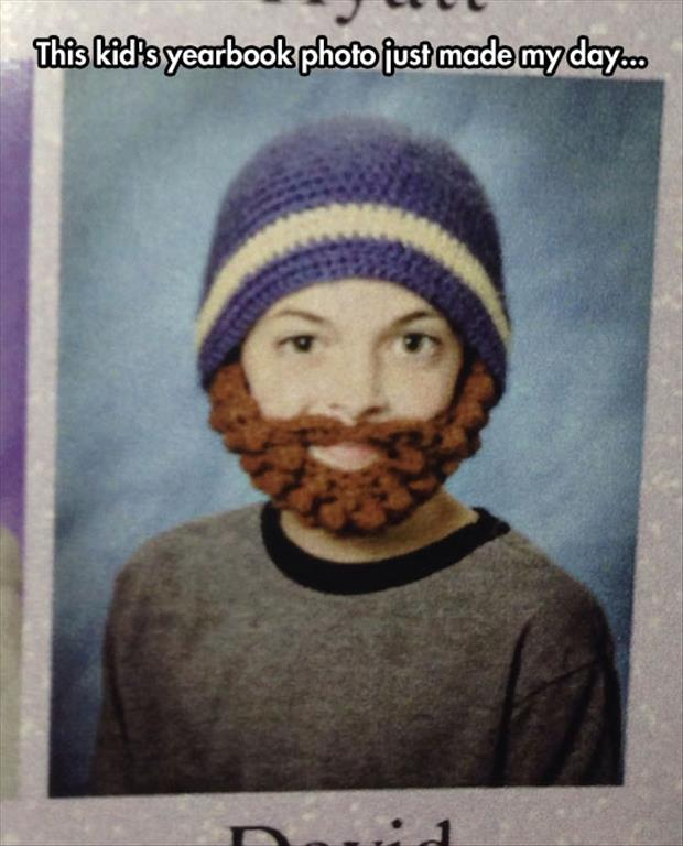 funny year book photos