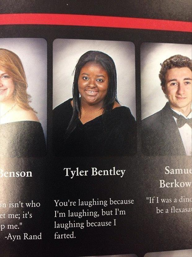 Funny Yearbook Quotes Thanks To The Class Of 2014 37 Pics