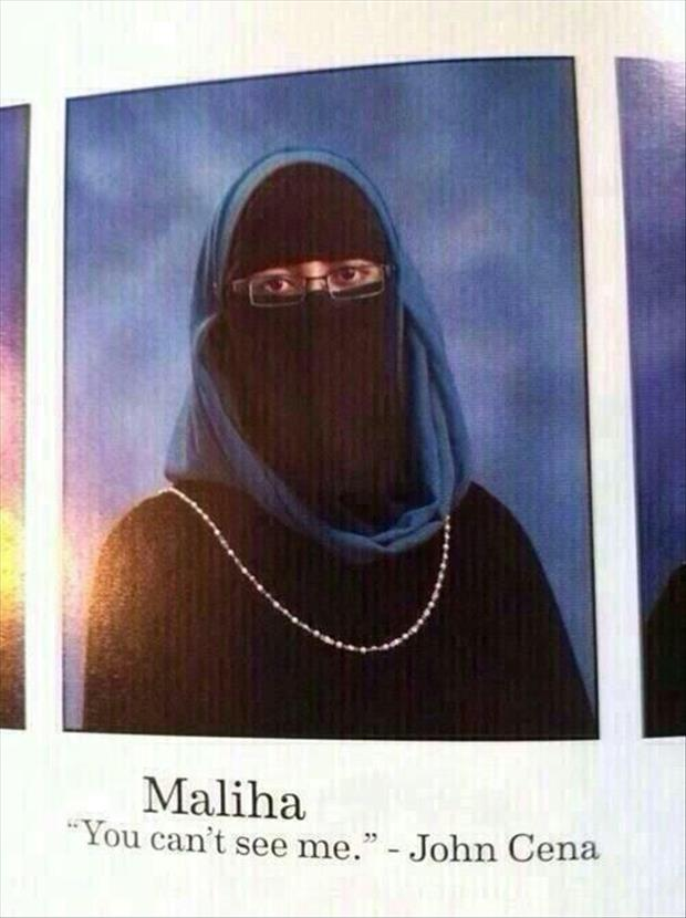 Funny Yearbook Quotes, Thanks To The Class Of 2014