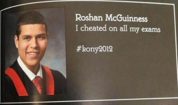 Great Quotes For High School Yearbook: Funny Pictures Of The Day