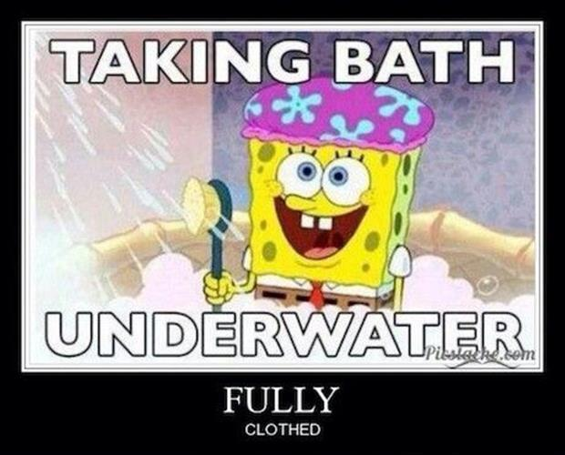 The Best Of Quot Spongebob Logic Quot 15 Pics