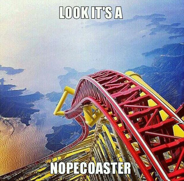 the nope coaster