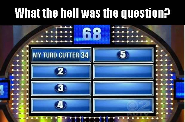 what was the question