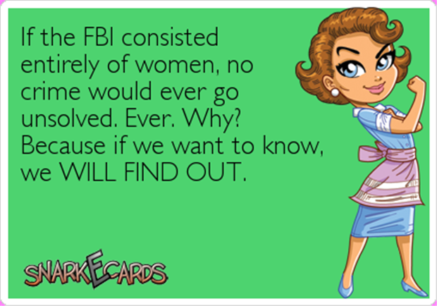 women in the fbi