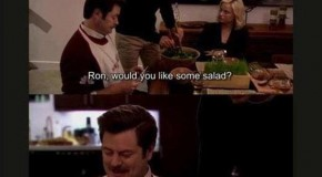 24 Funny Ron Swanson Quotes