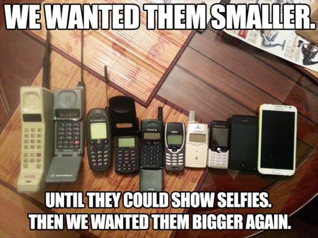big cell phones
