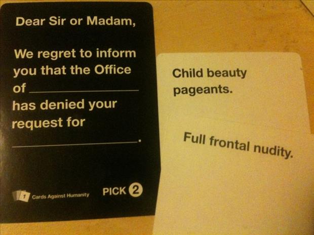 the best of cards against humanity 20 pics