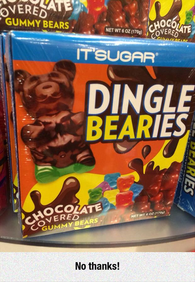 funny dingle berries