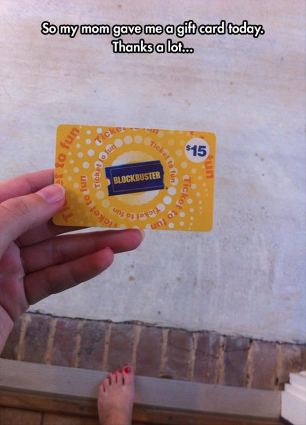 funny gift cards