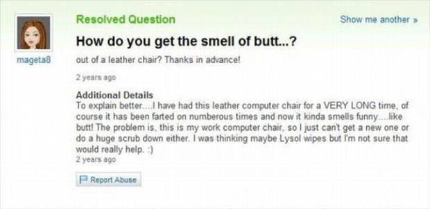 funny yahoo questions (4)