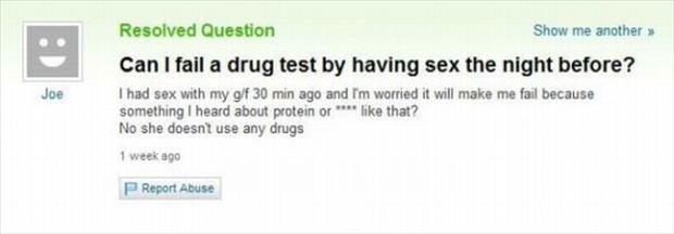 funny yahoo questions (5)