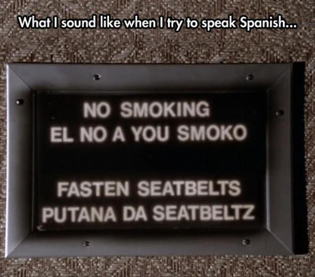how I speak spanish