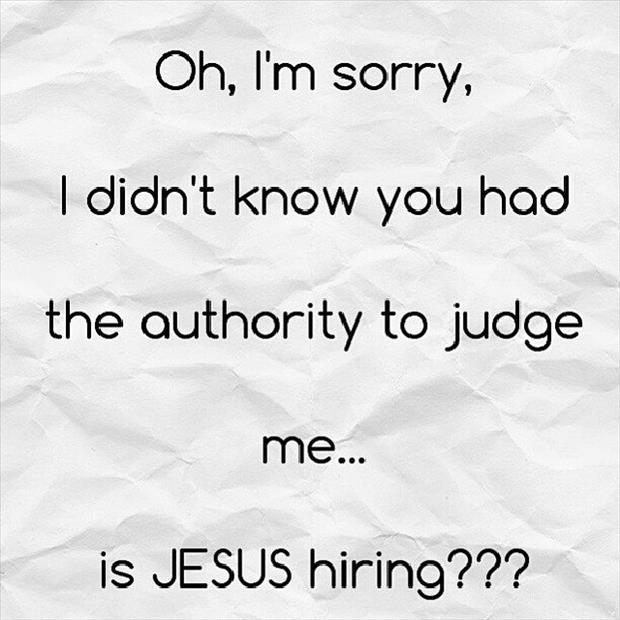 is Jesus hiring
