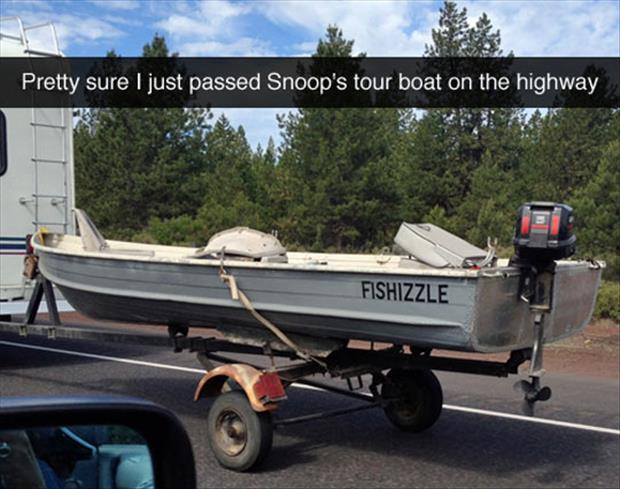snoop dog's boat