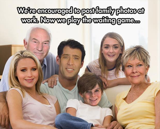 the funny family photos