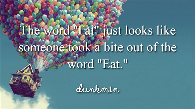 the word fat