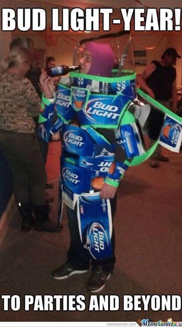 to parties and beyond bud light year