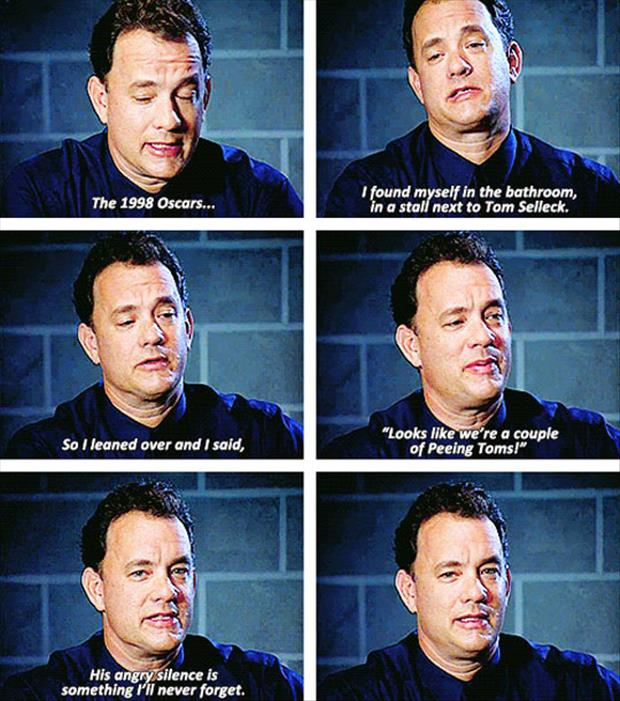 tom hanks jokes