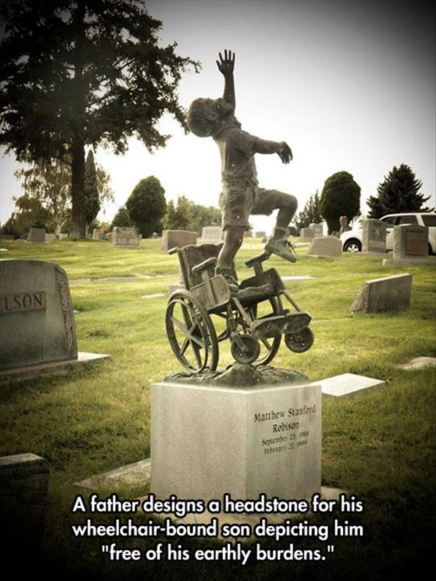 amazing tombstones
