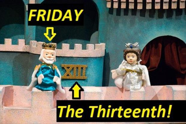 friday the thirteeth