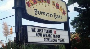 Funniest Restaurant Signs Of The Week – 24 Pics