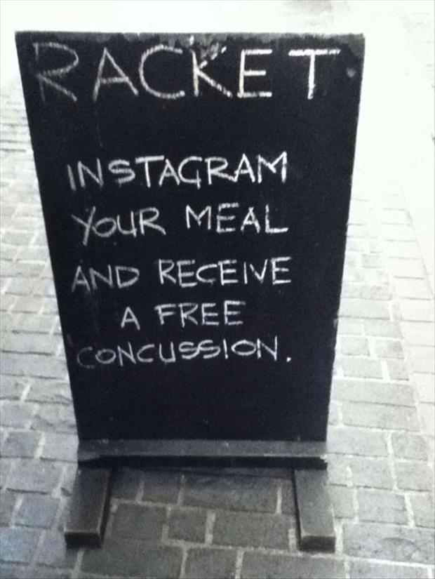 Funniest Restaurant Signs Of The Week 24 Pics