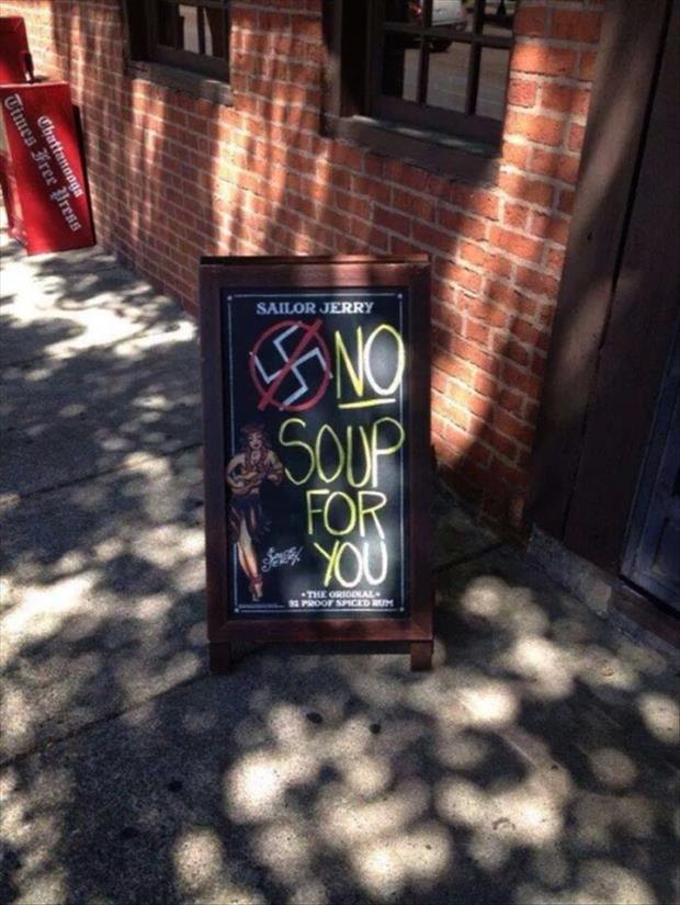 bf48fbefff2a4c Funniest Restaurant Signs Of The Week - 24 Pics