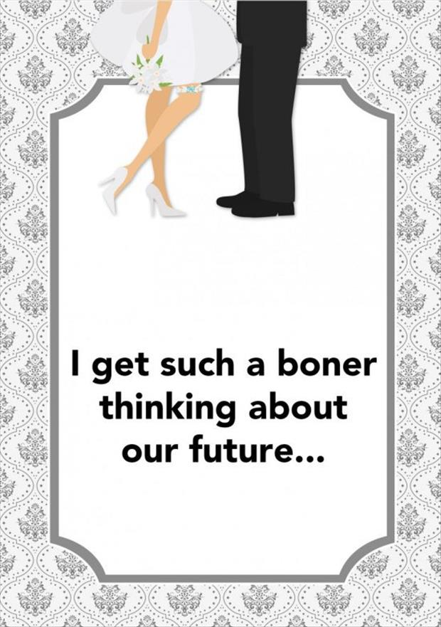 Funny Wedding Vows 5