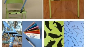 Give New Life To Old Furniture! – 15 Pics