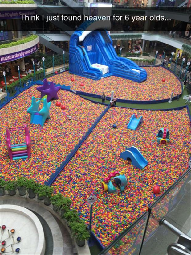 heaven for six year olds