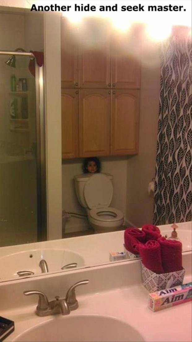 hide and seek master