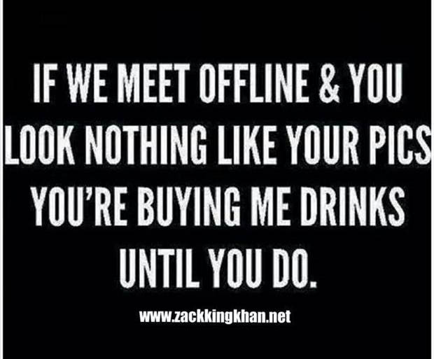 if we meet offline