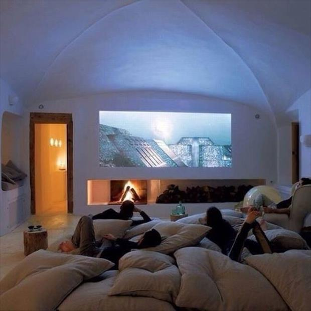 movie theater rooms