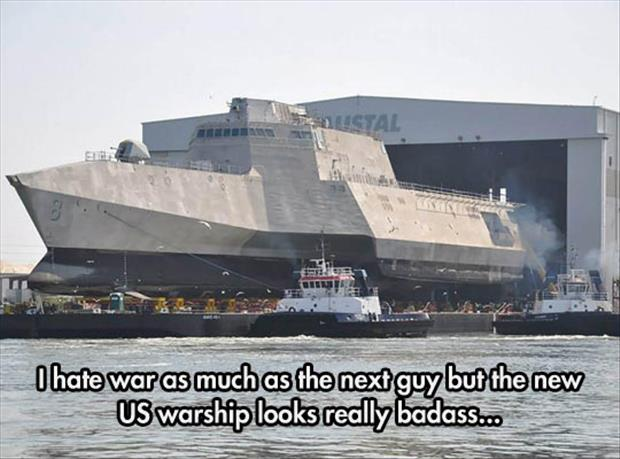new us war ships