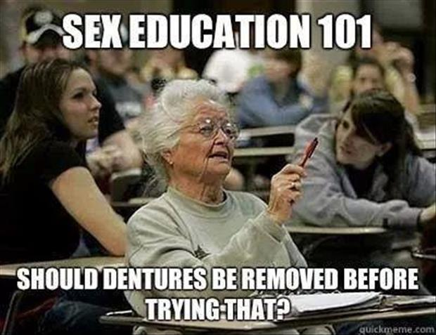 sex education 101