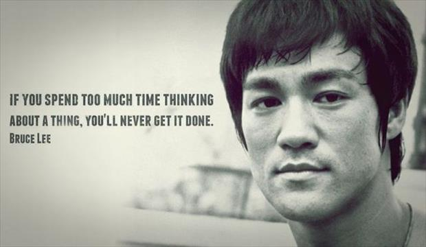 the bruce lee quotes